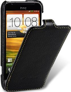 Чехол для HTC One V Melkco Jacka Type черный