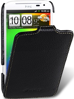 Чехол для HTC Sensation XL Melkco Jacka Type черный