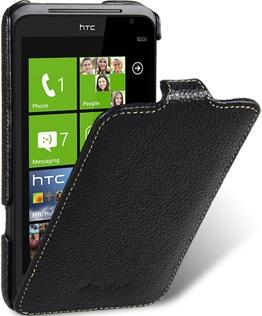 Чехол для HTC Titan Melkco Jacka Type черный