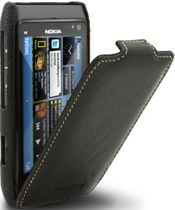 Чехол для Nokia N8 Melkco Jacka Type черный