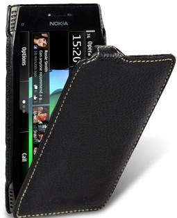Чехол для Nokia X7 Melkco Jacka Type черный