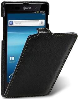 Чехол для Sony Xperia iON LT28h Melkco Jacka Type черный