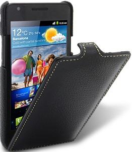 Чехол для Samsung Galaxy S2 i9100 Melkco Jacka Type черный