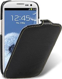 Чехол для Samsung Galaxy S3 i9300 Melkco Jacka Type черный
