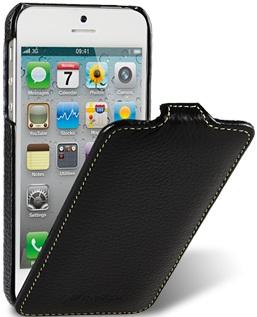 Чехол для iPhone 5 Melkco Jacka Type черный