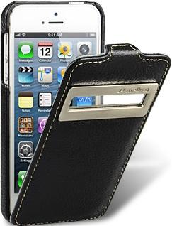 Чехол для iPhone 5 Melkco ID Type черный