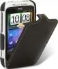 Чехол для HTC Wildfire S Melkco Jacka Type черный