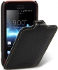 Чехол для Sony Xperia Tipo Melkco Jacka Type черный