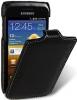 Чехол для Samsung Galaxy W i8150 Melkco Jacka Type черный