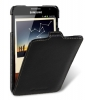 Чехол для Samsung Galaxy Note i9220 Melkco Jacka Type черный