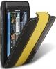 Чехол для Nokia N8 Melkco Limited черно- желтый