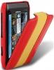 Чехол для Nokia N8 Melkco Limited красно- желтый
