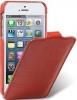 Чехол для iPhone 5 Melkco Crocodile красный