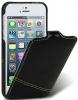 Чехол для iPhone 5 Melkco Mix&Match черный винтаж