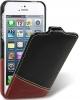 Чехол для iPhone 5 Melkco Mix&Match черно- красный